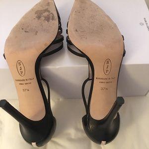 SJP by Sarah Jessica Parker Shoes - SJP Carrie Black Heels